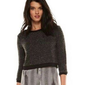 Elie Tahari for Design Nation Empire State Top S
